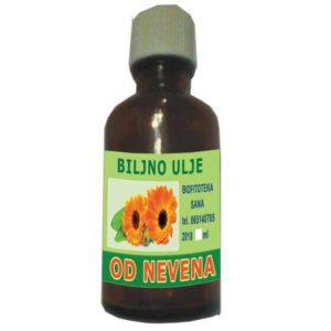Biljno ulje od Nevena