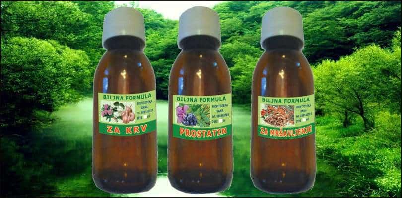 Koristimo najbolje recepture za biljne formule