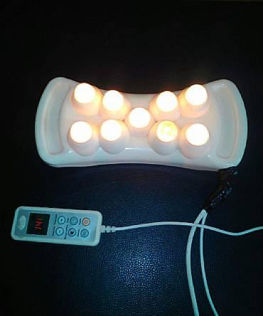 Žad termalni akupunkturni vibracioni masažer